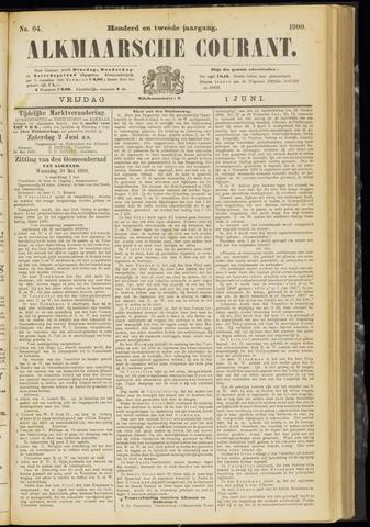 Alkmaarsche Courant 1900-06-01