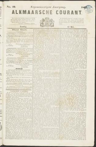 Alkmaarsche Courant 1867-05-12