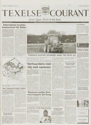 Texelsche Courant 2009-02-27