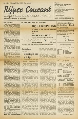 Rijper Courant 1946-06-15