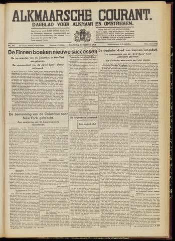 Alkmaarsche Courant 1939-12-21
