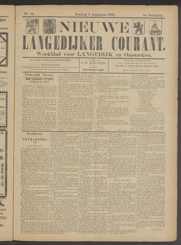Nieuwe Langedijker Courant 1896-08-02