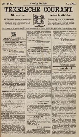 Texelsche Courant 1901-05-26