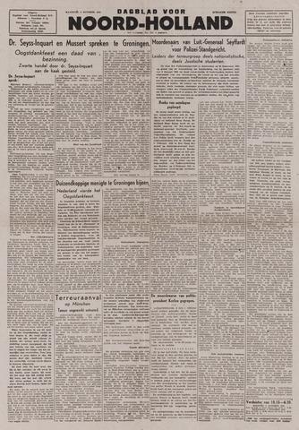Dagblad Noord-Holland, Schager editie 1943-10-04