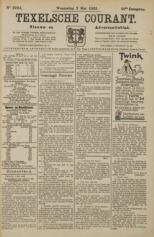 Texelsche Courant 1923-05-02