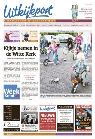 Uitkijkpost : nieuwsblad voor Heiloo e.o. 2010-05-26