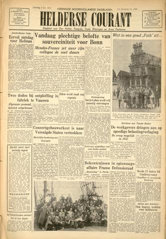 Heldersche Courant 1954-10-02