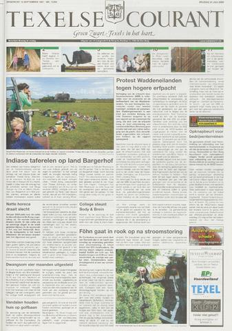 Texelsche Courant 2009-07-31