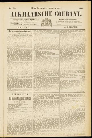Alkmaarsche Courant 1898-10-21