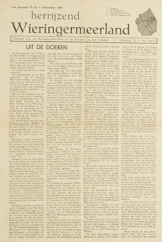 Herrijzend Wieringermeerland 1945-12-08