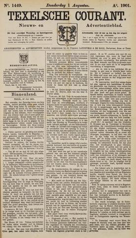 Texelsche Courant 1901-08-01