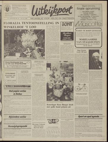 Uitkijkpost : nieuwsblad voor Heiloo e.o. 1986-07-30