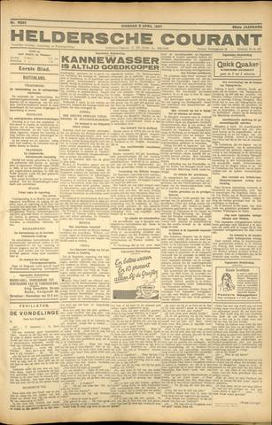 Heldersche Courant 1927-04-05