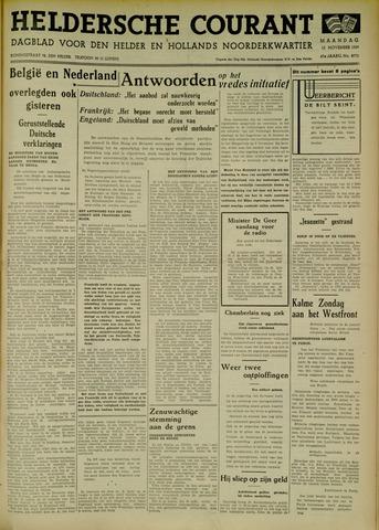 Heldersche Courant 1939-11-13