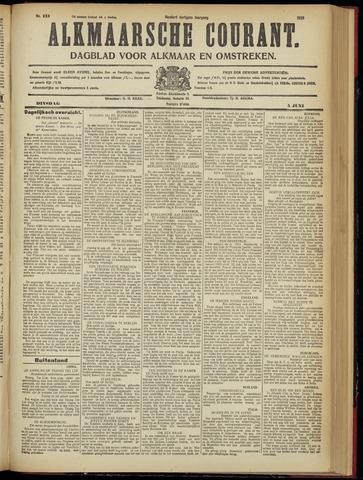 Alkmaarsche Courant 1928-06-05