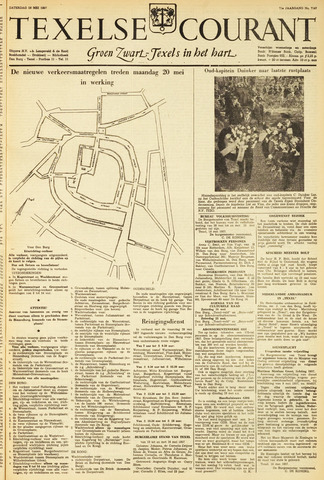 Texelsche Courant 1957-05-18