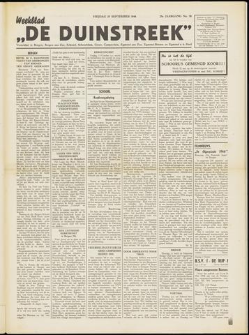 De Duinstreek 1948-10-01