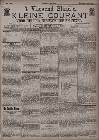 Vliegend blaadje : nieuws- en advertentiebode voor Den Helder 1890-05-03