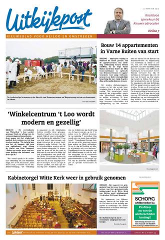 Uitkijkpost : nieuwsblad voor Heiloo e.o. 2015-10-21
