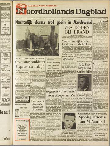 Noordhollands Dagblad : dagblad voor Alkmaar en omgeving 1967-11-28