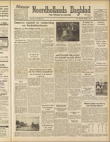 Nieuw Noordhollandsch Dagblad : voor Alkmaar en omgeving 1947-09-15