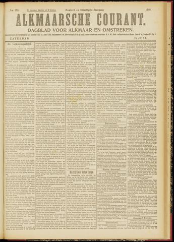 Alkmaarsche Courant 1918-06-15