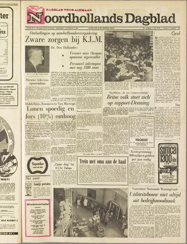 Noordhollands Dagblad : dagblad voor Alkmaar en omgeving 1963-09-27