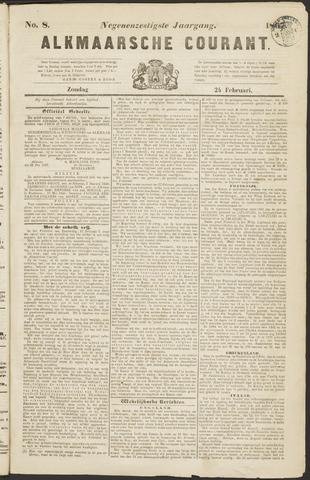 Alkmaarsche Courant 1867-02-24