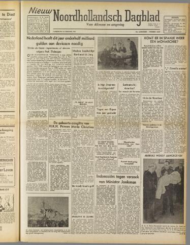 Nieuw Noordhollandsch Dagblad : voor Alkmaar en omgeving 1947-02-20