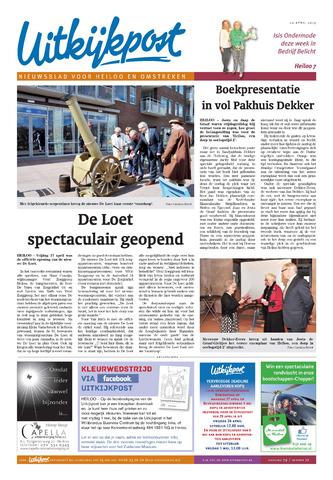 Uitkijkpost : nieuwsblad voor Heiloo e.o. 2015-04-22