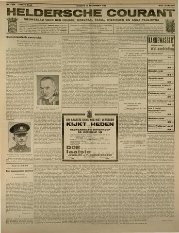 Heldersche Courant 1933-09-12