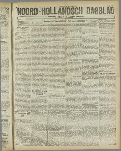 Ons Blad : katholiek nieuwsblad voor N-H 1921-11-22