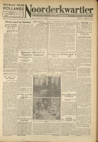Heldersche Courant 1942-02-06