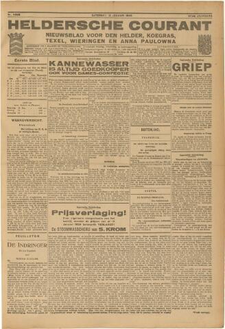 Heldersche Courant 1929-01-12