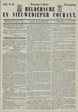 Heldersche en Nieuwedieper Courant 1870-03-09