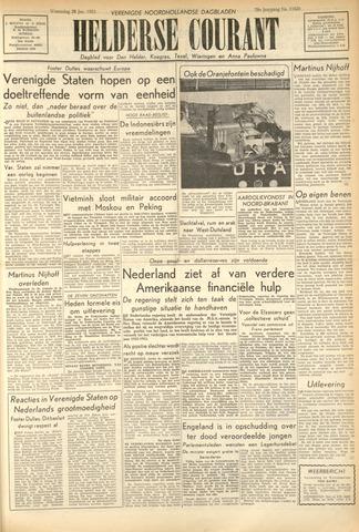 Heldersche Courant 1953-01-28