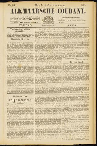 Alkmaarsche Courant 1898-07-08