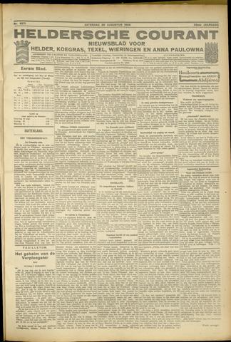 Heldersche Courant 1925-08-29