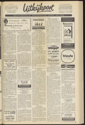 Uitkijkpost : nieuwsblad voor Heiloo e.o. 1969-05-28