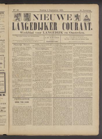 Nieuwe Langedijker Courant 1895-09-08