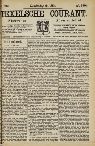 Texelsche Courant 1894-05-24