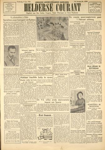 Heldersche Courant 1950-01-12