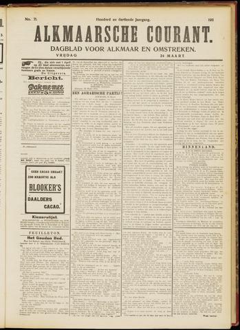 Alkmaarsche Courant 1911-03-24