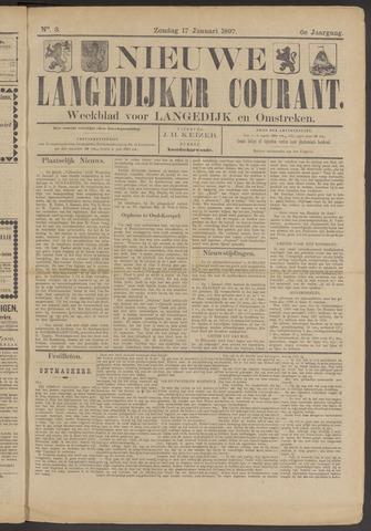 Nieuwe Langedijker Courant 1897-01-17