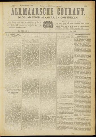 Alkmaarsche Courant 1916-07-01