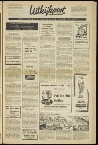 Uitkijkpost : nieuwsblad voor Heiloo e.o. 1962-04-12