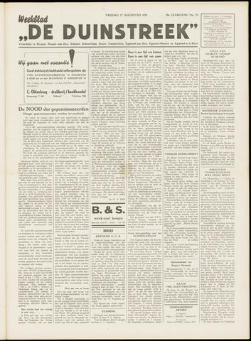 De Duinstreek 1951-08-17
