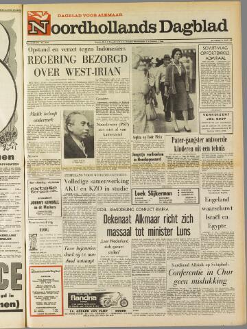 Noordhollands Dagblad : dagblad voor Alkmaar en omgeving 1969-07-12