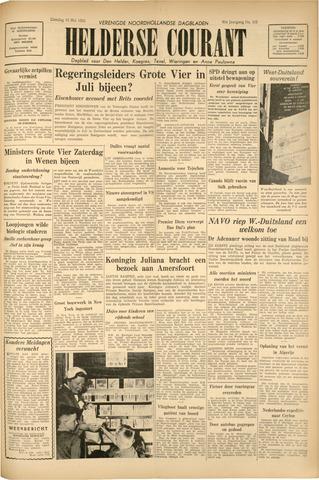 Heldersche Courant 1955-05-10