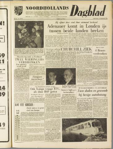 Noordhollands Dagblad : dagblad voor Alkmaar en omgeving 1959-11-18